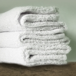 Bath Towel 24x50  White
