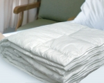 Camelot™ Twin Duvet Blankets (White)