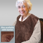 Microfiber Clothing Protection with tie